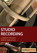 Studio Recording Guide