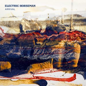 Electric Horseman Arrival EP Cover