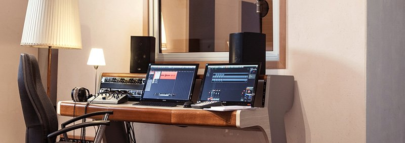 Audio Services for Companies & Agencies