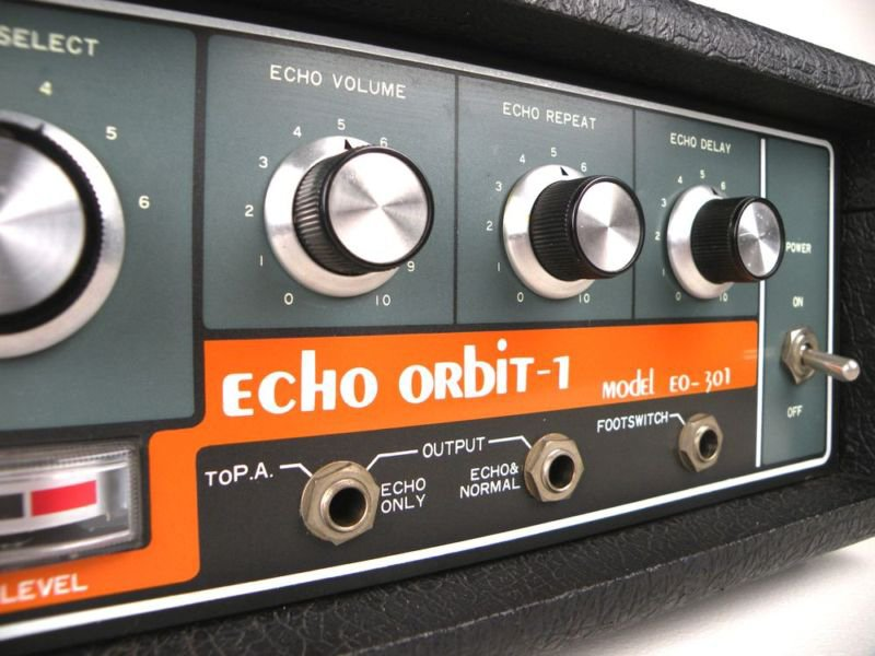 Vorg Echo Orbit Tape Delay (Band Echo)